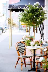 Miami Bistro Chair Exclusive Take A Tour Of Wildfox U0027s Dreamy Flagship Store French