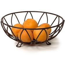 fruit basket wire fruit basket leaf in bread and fruit baskets