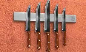 Kitchen Craft Knives Knifes Kitchen Craft Magnetic Knife Rack Fitting Instructions