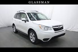 used crossover cars featured used cars near detroit glassman subaru