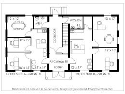 floor plan for office building fancy design small commercial office building plans 15 commercial