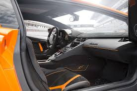 lamborghini aventador interior lamborghini aventador sv roadster confirmed limited to just 500 cars
