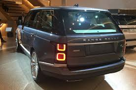 original range rover interior range rover facelift brings all new p400e plug in hybrid variant