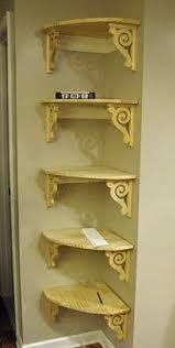 kitchen corner shelves ideas best 25 diy corner shelf ideas on corner shelf