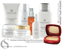 O Skin Care Products Gs Beauty Blog U2013 Page 9 U2013 Gerda Spillmann Swiss Skincare U0026 Cosmetics