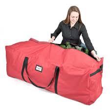 basic tree storage duffel bag for 6 9ft trees no wheels