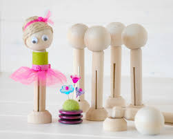 diy clothespin doll 10 wooden dolls wooden clothespins
