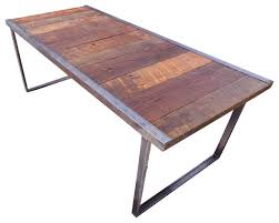 Rustic Patio Tables Charming Industrial Outdoor Table Dining Tables Home Design