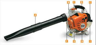 Blower Vaccum 28 Stihl Gutter Vacuum Sh 56 C E Leaf Blower Vacuum Shredder Vacs