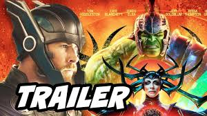 thor ragnarok trailer hulk surtur breakdown