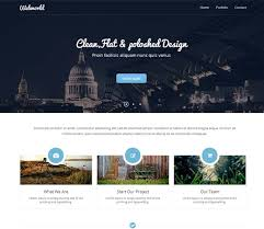 templates for website design 20 free responsive and mobile website templates bittbox