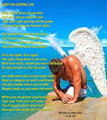 poem about thanksgiving to god keep on keeping on spiritual poetry