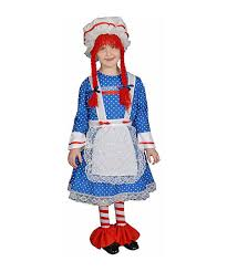 Rag Doll Halloween Costume Rag Doll Costume Kids Costume Halloween Costume Costumes