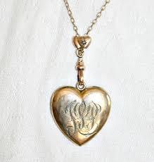 monogram locket 61 best antique sterling silver locket images on
