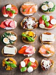 cuisine canapé canapes bliss catering