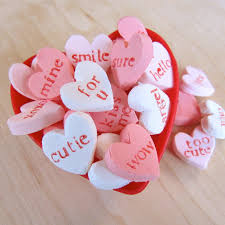 valentines hearts candy candy hearts 4 steps with pictures