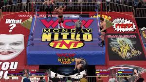 Halloween Havoc 1995 Osw by Wwe 2k16 Sting U0026 Lex Luger Vs Andre The Giant U0026big Show 122515