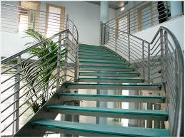 Stainless Steel Banister Rail Stainless Steel Railing With Bars Indoor For Stairs