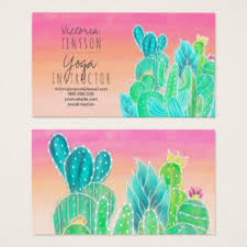 tropical business cards templates zazzle