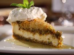 food network thanksgiving dessert recipes torta kataifi recipe springform pan diners and pasta