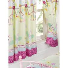 Lined Curtains Twit Twoo Owls Lined Curtains
