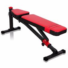 adjustable incline flat decline exercise bench foldable pre