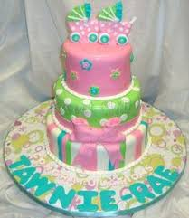 a twins baby shower cake for a very special first time mom to be