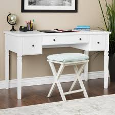 cami white 3 drawer writing desk free shipping today overstock