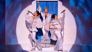 Hit The Floor Cast Mia - mamma mia edinburgh playhouse atg tickets