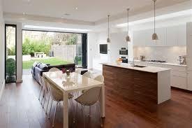 idee ouverture cuisine sur salon charming idee ouverture cuisine sur salon 2 conrav la salle a