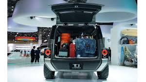 toyota tj cruiser concept is half van half suv all awesome update