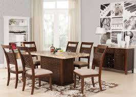 Dining Room Tables Dallas Tx Dallas Designer Furniture Eagleville Counter Height Dining Room Set