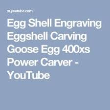 400xs Engraver Egg Shell Engraving Eggshell Carving Goose Egg 400xs Power Carver
