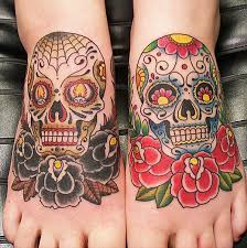 40 sugar skull tattoo meaning u0026 designs