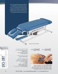 best portable chiropractic table pivotal health chiropractic tables and products catalog 18 19