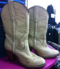 goodwill gem cowboy boots u2013 a good look by goodwillnynj