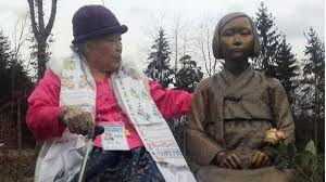 Comfort Women In Philippines First U0027comfort Women U0027 Statue In Europe Is Unveiled In Germany