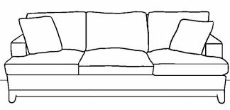 comment dessiner un canapé en perspective photos canapé dessin meubles photographie