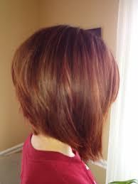 asymmetrical haircut back view hairstyles ideas