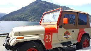 jurassic park car jurassic jeep rental