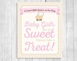 Baby Shower Candy Buffet Sign by Baby Boys Are So Sweet Please Take A Treat 5x7 Or 8x10