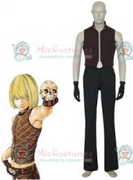 Death Note Halloween Costume Death Note Mello Cosplay Costume Sale