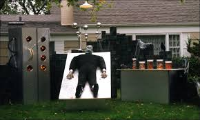 Halloween Outdoor Decorations 25 Halloween Outdoor Decorations That Will Definitely Make The