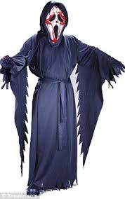Bloody Mary Halloween Costume Kids Children Young Dressing Zombies Serial
