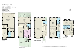 harrods floor plan 6 bed semi detached house for sale in elm park road london sw3