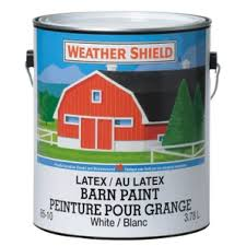 home hardware 3 78l barn white exterior latex paint