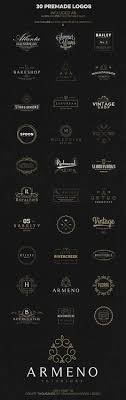 50 luxury ornaments logos monogram by vasya kobelev on creative