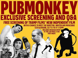 brilliant new independent brit movie pubmonkey screening glasgow