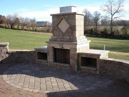 outdoor fireplace with pizza oven simple outdoor fireplace