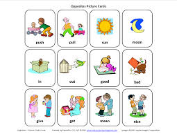 picture cards pin by pediastaff on vocab words letters dolsh antonyms